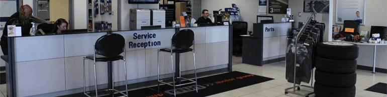 Hyundai Parts Service